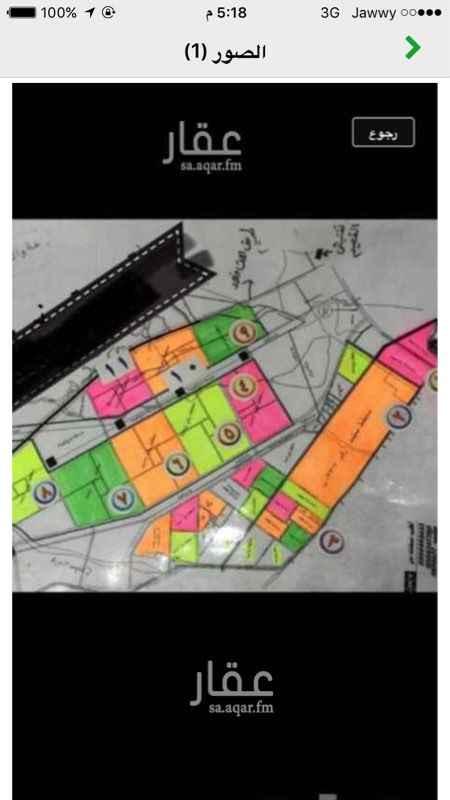 1445347 قطعه في مخطط 3540  شارع 20 جنوبي سوم 145 الف   مكتب قوقل للعقارات  جوال 0559433664