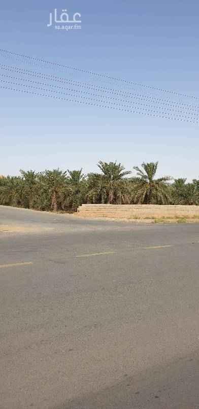 1584028 للبيع مزرعة في العريمضي غرب بريدة  على ثلاثة شوارع  الشارع الشرقي ٣٠ متر  أكثر من ٣٠٠ نخلة سكري  فيها بير