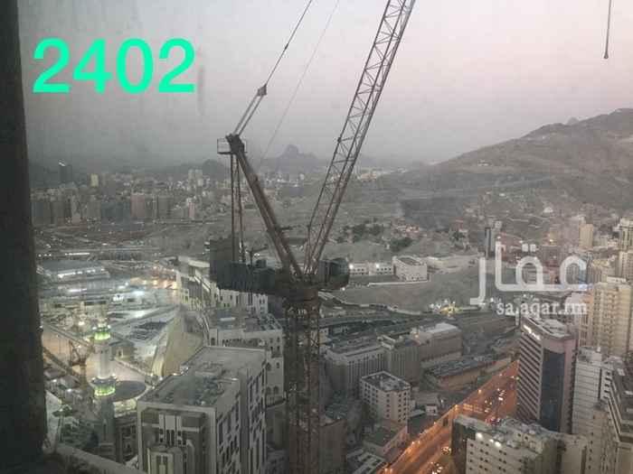 1496311 وقف الملك عبدالعزيز ريحانه وحدة رقم 2402 مساحتها 37.26 غرفه +حمام + اوفس