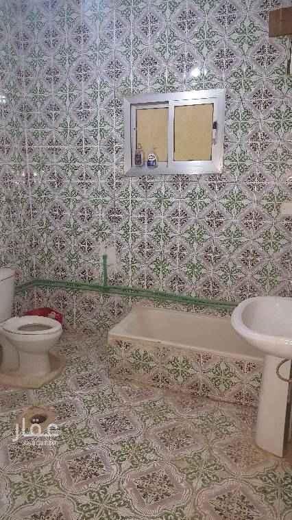 1551225 ايجار شقة غرفتين وصالة ومطبخ وحمام دور علوي  كهرباء مستقل حي النسيم  وتمشي شهري ١٢٠٠ ريال