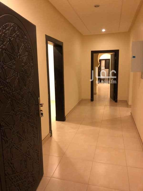 1679822 للبيع   شقة مكونة من غرفتين نوم وصالة ومجلس بالاضافة الى ٣  دورات مياه .