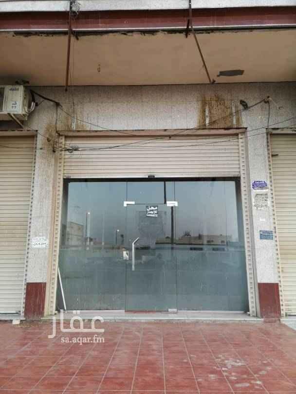 1458620 محل الإيجار على شارع الإمام مسلم مقابل محطة سهل مساحته 60 متر السعر 18000