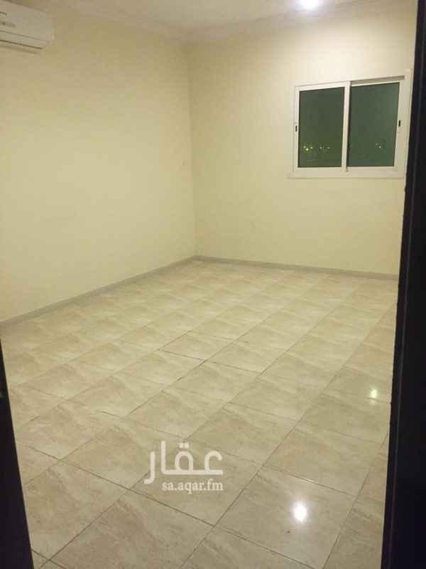 776344 غرفة بحمام فاخرة لأجار في حي الملقا  مساحتها ٥ في ٥ راكب مكيف سبليت