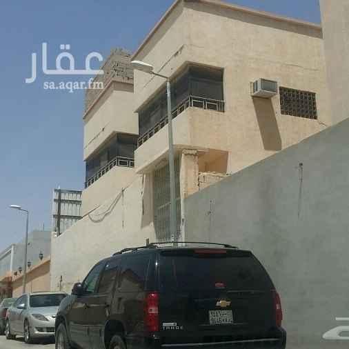1822854 يوجد عماره للبيع في المرسلات الرياض     450 م2 ماعليها سوم ولا حد   البيع مستعجل   * الواجهة:شمال . * 4 شقق. * 1 على شارعين. * 1 بدروم .