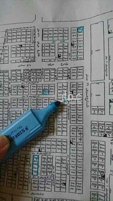1767825 للبيع القطعة رقم ٦٨٥٣ حي النرجس ك الرابع الغربي  المساحة ٧٥٠م  شارع ١٥ شرقي  الاطوال ٣٠ في ٢٥ عمق  السعر على السوم