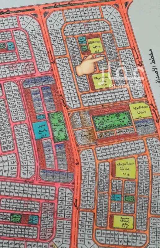 1257439 للبيع ارض بمخطط ايوان 2/115    مخطط  مكتمل  الخدمات   مساحه 600 متر شارع 16 جنوب 8 نافذ شرق   السعر  315 الف   مباشرة من المالك  للتواصل  0546144703