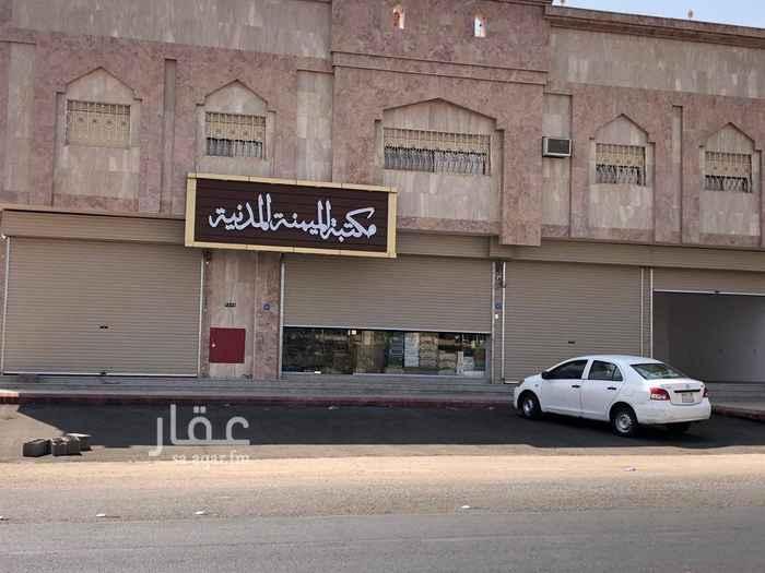 1580387 محل للايجار  حي الجامعة  شارع السكة الحديد  امام بوابة سكن طلاب الجامعة الإسلامية