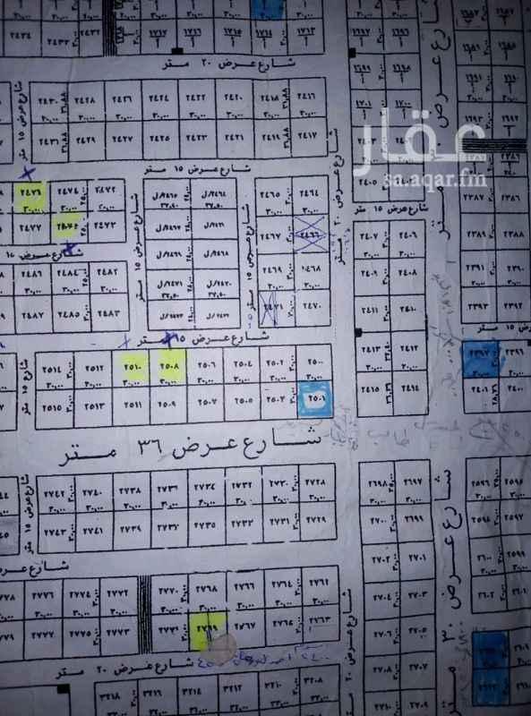 1279821 للبيع ارض. تجاري بحي الملقا  علي شارع أبها ١٧٥٠م اطوال ٣٥في ٥٠ عمق السوم ٣٣٠٠    الموقع غير دقيق