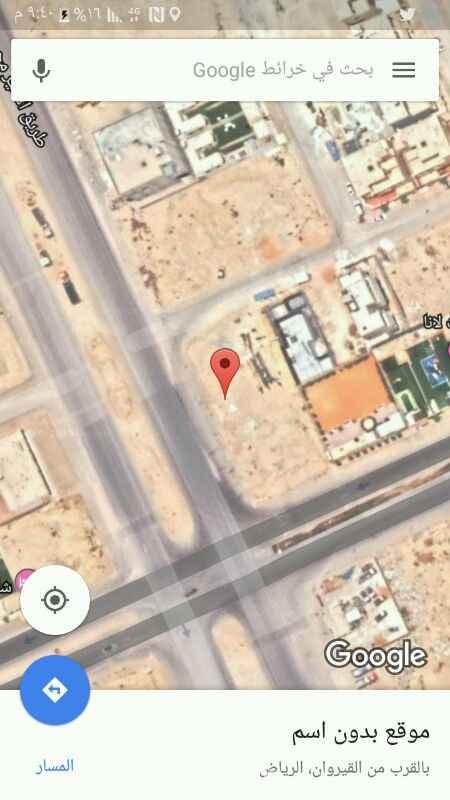 1685795 للبيع قطعه أرض تجاري زاويه على طريق الأمير محمد بن سعد(الخير) مساحه ٩٠٠ متر عرض الشارع ٦٠ متر اطوال ٦٠*١٥ سعر ألمتر ٦٠٠٠  ريال