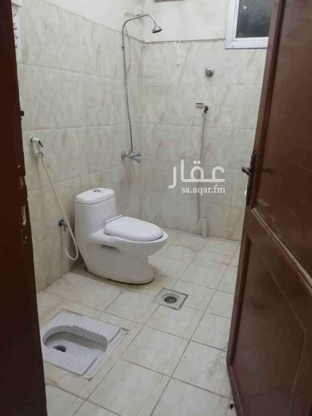 1747575 شقه عزاب ٤ غرف وصاله وحمامين ومطبخ في طريق النصر