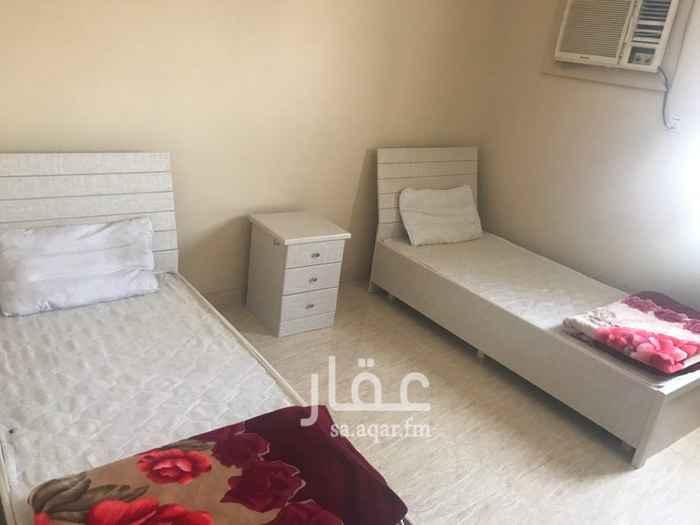1606990 استديو  غرفه وصاله ومطبخ وحمام  مؤثث