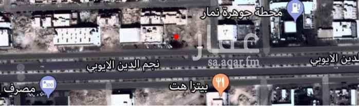 1724473 ارض تجاريه شارع (60) على طريق نجم الدين مساحتها (900)  طول (30) و عرض (30)   رقم المخطط (2516)     رقم القطعه (6314)  السعر قابل للتفاوض في حدود المعقول