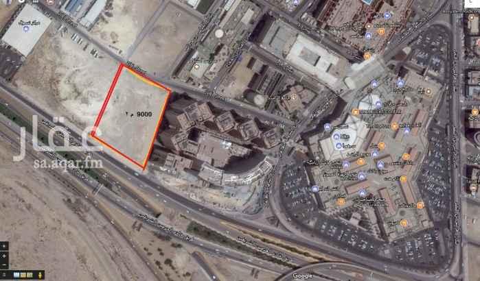 1299065 ارض مرخصة على شارعين بجانب ابراج مجمع الراشد  للبيع او للاستثمار من المالك مباشرة الصك إلكتروني قابل للفراغ مباشرة
