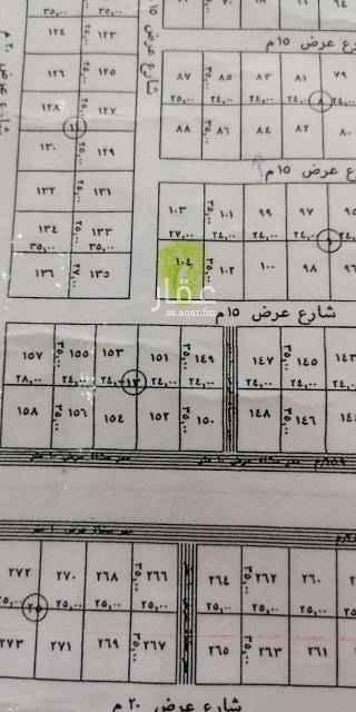 1477142 السلام عليكم ورحمة الله وبركاته  الخير الامراء شمال الرياض مخطط رقم ٣٥٣٧  قطعة رقم ١٠٤ مساحة ٩٤٥ شارعين زاوية ١٥ . ١٥ جنوبي غربي  طبيعة ممتازة  بيع ٢٠٠.٠٠٠ الف  0563753030 ابو عبدالحكيم