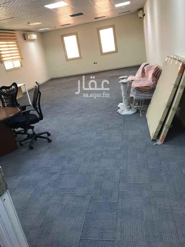 1552124 ثلاثة مكاتب للايجار بحي الحمراء شارع خالد بن الوليد  للتواصل/ 0564457373