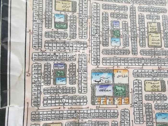 1746266 للبيع ارض في مخطط ٩٢  حرف ب  رقم ٩٦٣ مساحه ٨٧٥ متر شارع ٣٠ شمال  السعر ٦٥٠ ألف   للتواصل  ٠٥٣٤٧٧٦١٤٤