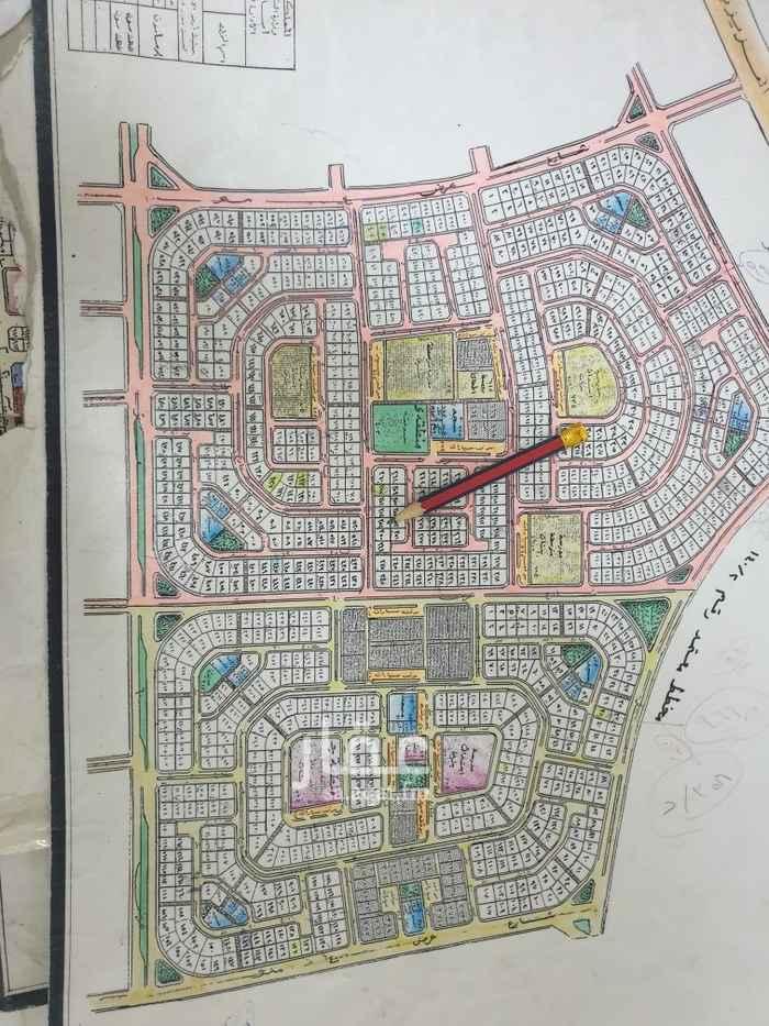 1815933 للبيع ارض في مخطط ٢٠٩ حرف د مساحه ٨٧٥ متر شارع ٣٠ شرق السعر ٣١٥ الف للتواصل ٠٥٣٤٧٧٦١٤٤