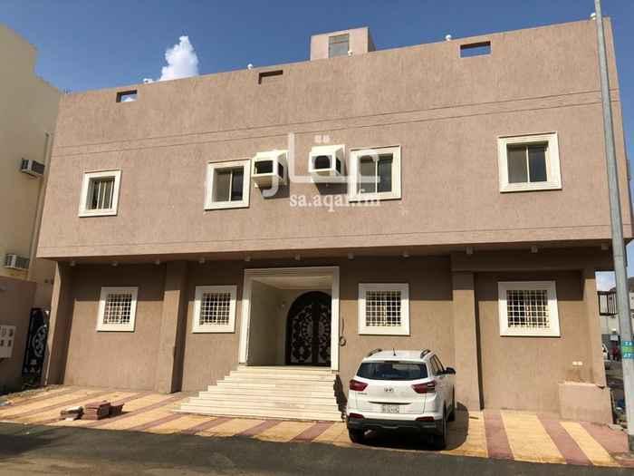 1587440 شقة ثلاث غرف وصالة وحمامين ومطبخ البويات مؤجلة حسب اختيار المستأجر (في حي زهرة العمرة خلف قاعة وسن)