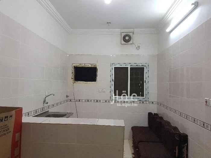 1654949 شقة عزاب في الاجاويد حي الالفية غرفه وصلة ودورة مياه ومطبخ للايجار با١٢٠٠ شهري  عزاب فقط
