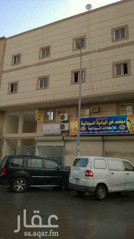 1699458 عماره جديده مكونه من ٣٢ سويت وبها ٣ محلات على شارع ١٧ بحي العدامه