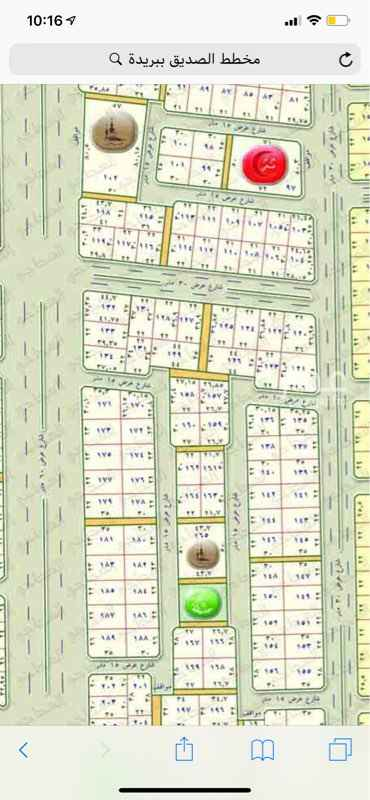 1621308 للبيع قطعة سكنية بالصديق  مساحته ٦٩٠م ٢٣*٣٠ شارع ١٥ شرقي  ممر٥ شمالي  التواصل:٠٥٦٥١٤١٤١٤