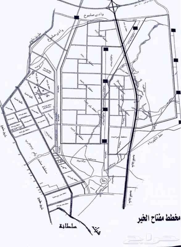1673792 مخطط ب  شارع 30  مساحة 750م  طبيعة ممتازة  البيع مستعجل