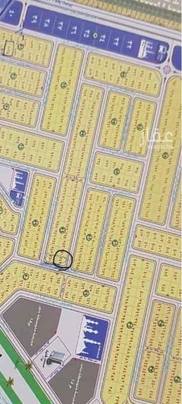 1600448 ض سكنية للبيع بمخطط الجامعه على شارعين شمالي وشرقي وبمساحة 461م ، رقم القطعة 749 بلك رقم 56