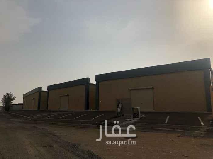 1800469 مستودع للايجار بحي الريان مساحته ٢٧٠ متر