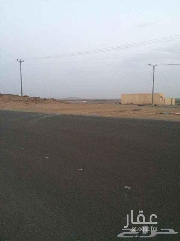 685929 ارض بجوار محطة البراكي على طريق المهد تبعد عن المدينه ٦٠ كيلو يوجد بيت وكهرباء
