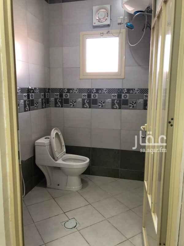 1508679 شقة للإيجار بحي النور  ايجار شهري ١٥٠٠ غرفتين وصالة ودورتين مياه ومطبخ ومجلس .. مدخلين دور اول