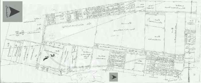 1217296 أرض بمخطط جنوب غرب العزيزية شارع 60 الشرقي مقابل التلال للبيع