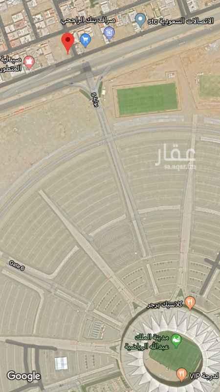 1815485 ارض تجارية للإستثمار  جدة - على طريق الامير طلال بن منصور امام بوابة 5  لملعب الجوهرة  المساحة 600م ركنيه على شارعين