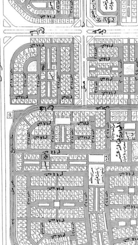 1413509 ارض سكنية  في الحي السابع المجاورة الثالثة عشر شارع ٢٤ شمال وشارع ١٨ غرب
