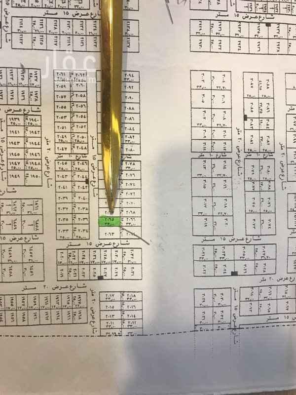 1281309 ارض سكنيه ظهير تجاري طريق ريحانه  مساحة ٤٩٥ متر جنوبيه شارع ١٥  الاطوال  عمق ٣٣  على الشارع ١٥  السعر على شور ١٤٠٠ للمفاهمه ابوسعود  0555099922 مباشر