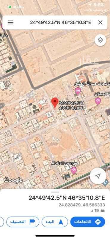 1802895 للبيع ارض سكنيه حي القيروان 450 م الاطوال 15 في 30