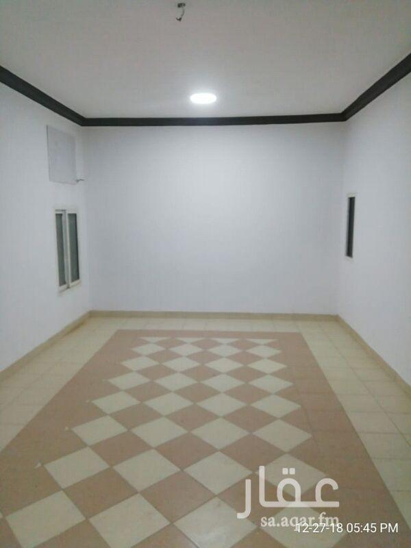 1321473 شقة عوائل غرفه و دورة مياه ومطبخ صغير حي الحمراء شارع الحياة