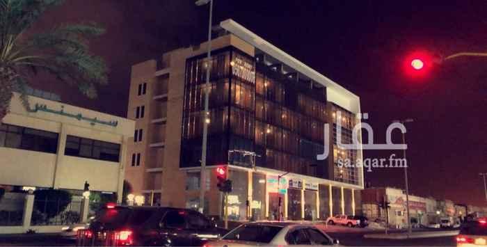 586885 مبنى اداري تجاري جديد على شارع البلدية  تشطيب فاخر عدد ٢ قبو موقف سيارات مكاتب مساحات مفتوحة تبدأ من ١٠٠ متر  غرفة اجتماعات  عدد ٢ مصاعد