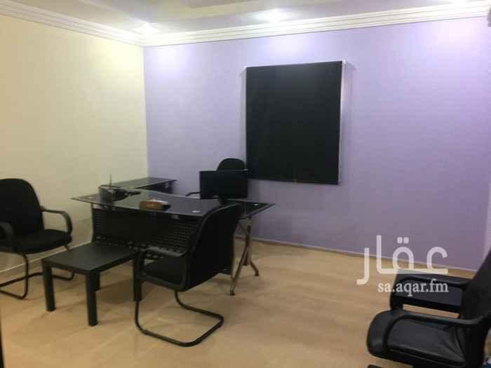 1503399 مكاتب مؤثثة للإيجار الشهري في جده حي النعيم خلف جرير مول
