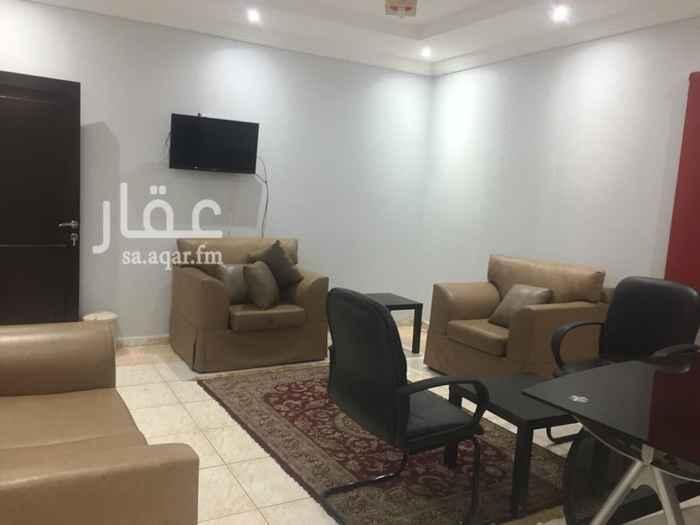 1507945 مكاتب مؤثثة للإيجار الشهري في جده حي النعيم خلف سوق جرير مول  للتواصل 0567576000