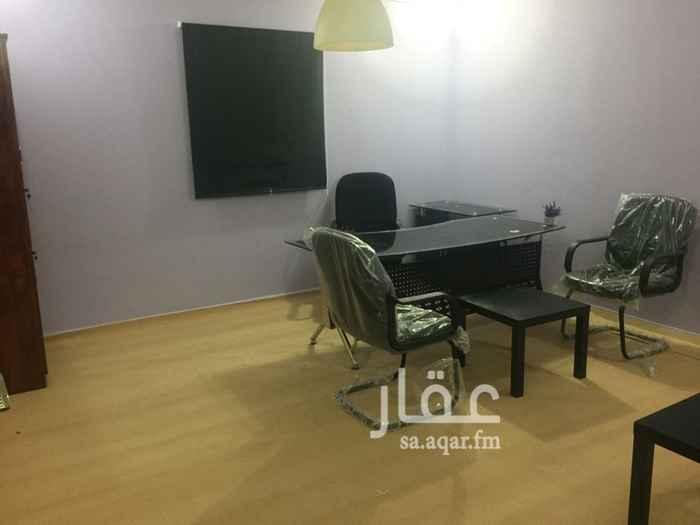 1508113 مكاتب مؤثثة للإيجار الشهري في جده حي النعيم خلف جرير مول  للتواصل 0567576000