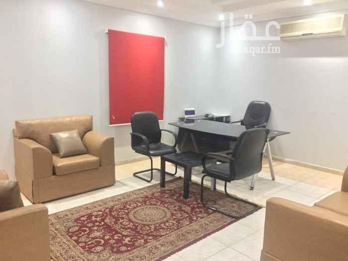 1514860 مكاتب مؤثثة للإيجار الشهري في جدة حي النعيم خلف سوق جرير مول للتواصل 0567576000