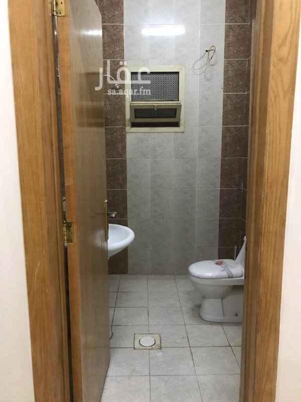 1437512 شقة للايجار 3 غرف وصالة ومطبخ وسطح الايجار السنوي 18 الف ريال  0550155166