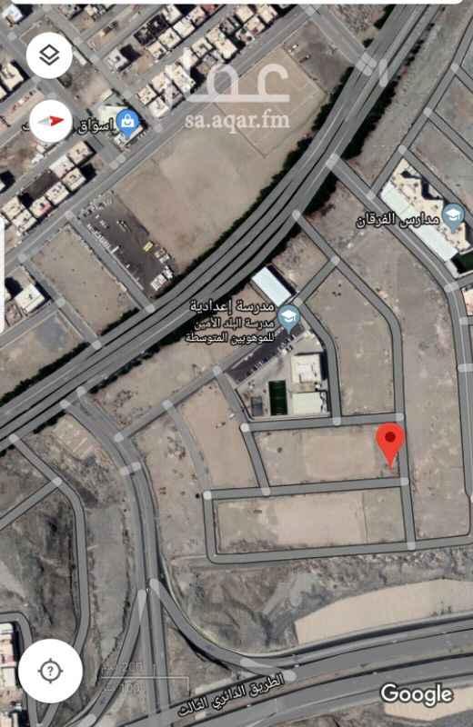 1318486 للبيع قطعة ارض سكنية بمخطط الحمراء مستوية المساحة 600 م  رقم القطعه1736 وكما يوجد لدينا عدة عروض في مخطط الحمراء