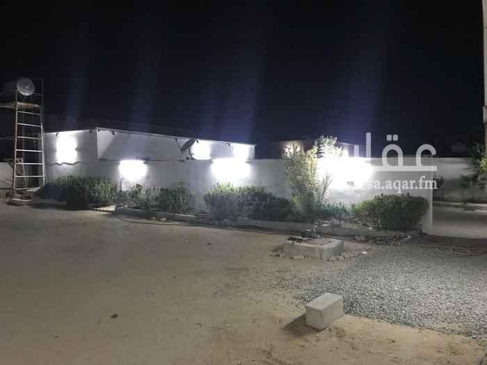 733429 استراحة للايجار حي الفيصل  تحتوي على غرفة ومطبخ ودورة مياه  وحوشين  فيها زرع زينه  وجلسه خارجيه المطلوب  1400 ريال شهريا  12 ألف سنويا على دفعتين