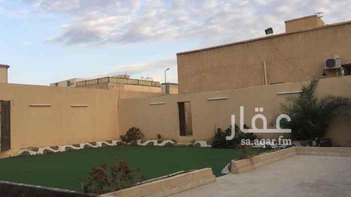 1384919 البيت للبيع مساحته500مترمربع وجنبها ملاصقه إستراحة البيت مساحتها500مـترمـربع إجمالي مساحة البيت والإستراحة1000مترمربع  شرق الرياض-حي النسيم الغربي السوم/مليون و مئتان ألف ريال