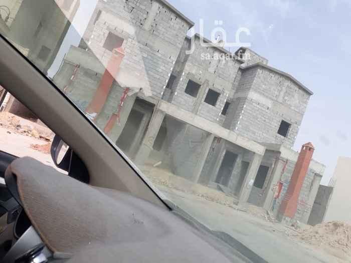 1459159 2 فيلا دبلكس شرقيه تحت الانشاء على شارع 20 تفتح على مسجد وحديقه  للاستفسار: 0568838594