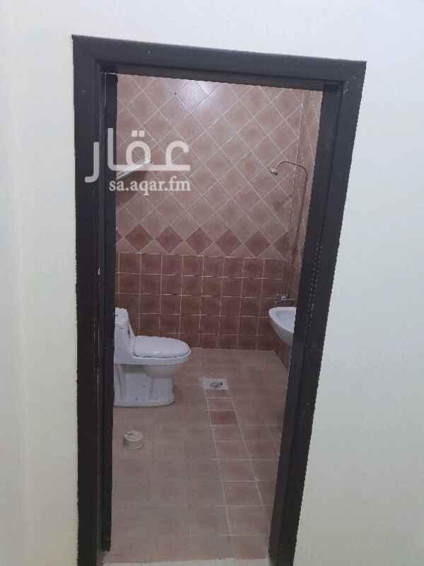 1702556 غرفة للأيجار عزاب  حي الملقا شارع وادي البطحاء   غرفه ودوره مياه راكب مكيف  تشطيب ممتاز