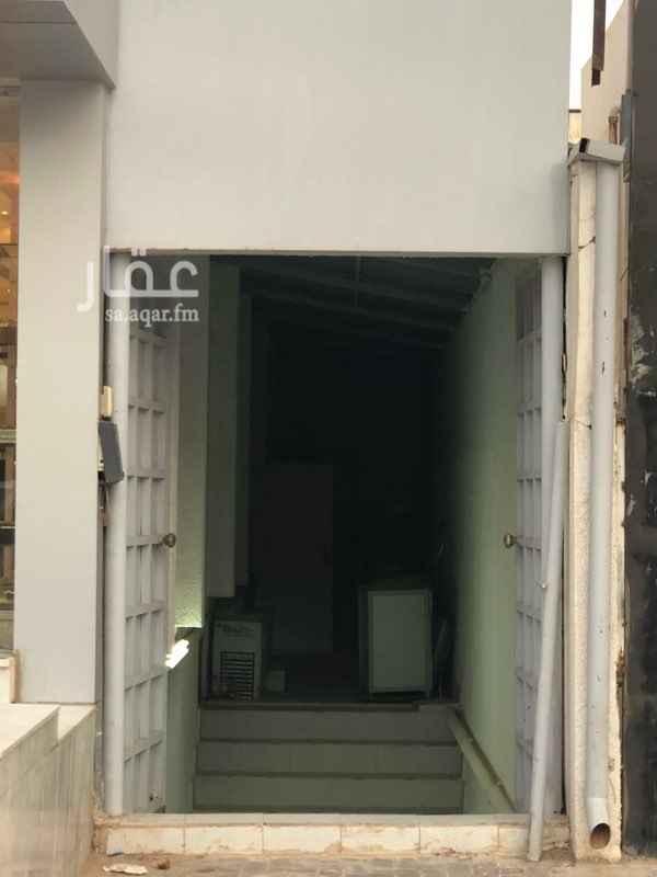 1395767 قبو في عماره تجارية على شارع الامير سلطان بالعليا . مدخل خاص وعداد كهرباء مستقل ، ارتفاع ٥ متر ، موجر حاليا وبينتهي العقد نهاية شهر شعبان القادم .