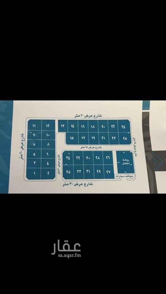 1807288 للبيع ارضين في الفيصليه خلف مسجد الفرقان رقم 22 و20 مساحة كل ارض 675 متر شارع 20 شمال مطلوب 1400 للمتر