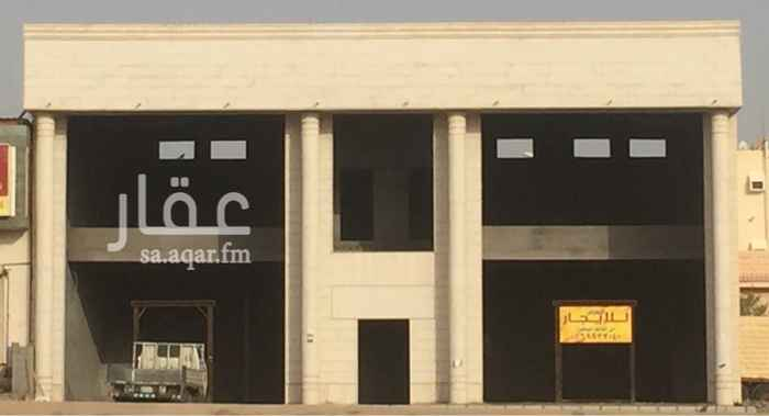 1007977 معرض للايجار  مساحة المعرض الواحد (270 متر) الارضي ( 170 متر ) الميزان ( 100 متر ) سعر المعرض  ( 50,000 ) ريال  المدينة المنورة - العزيزية  طريق الملك سعود.  الواجهه : شرق. للتواصل : 0569977040